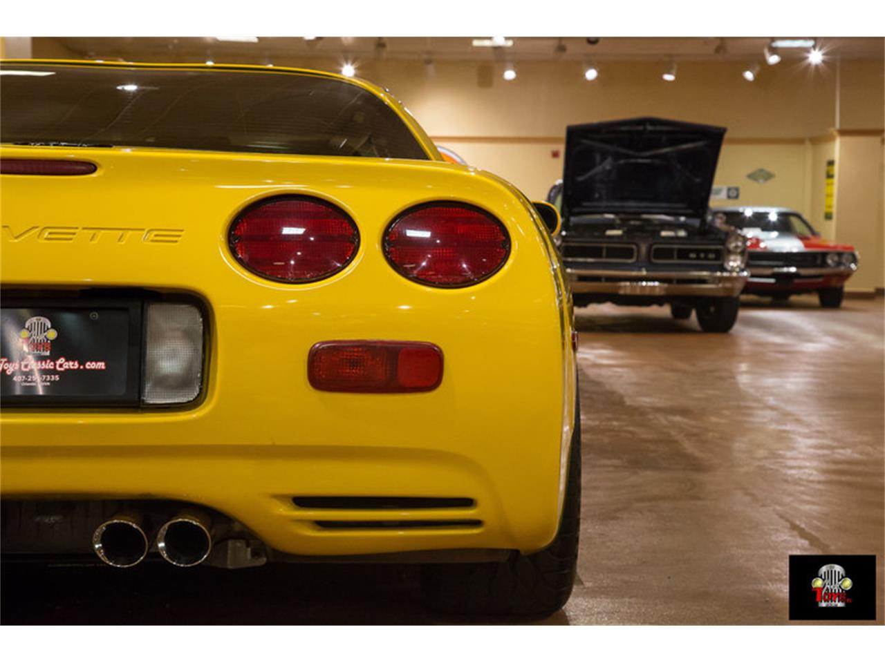 Large Picture of '00 Corvette Offered by Just Toys Classic Cars - KIHW