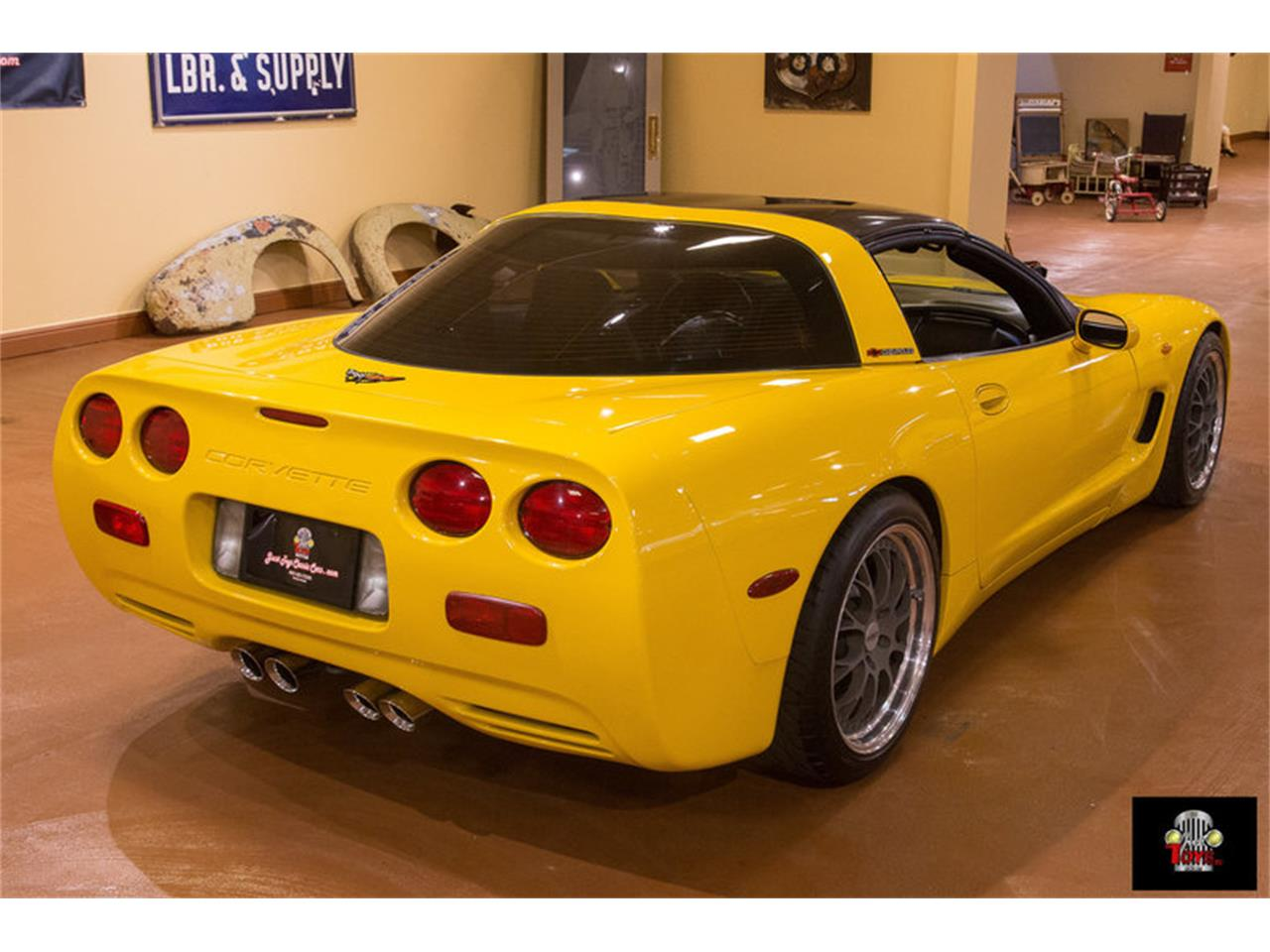 Large Picture of '00 Corvette - $31,995.00 Offered by Just Toys Classic Cars - KIHW