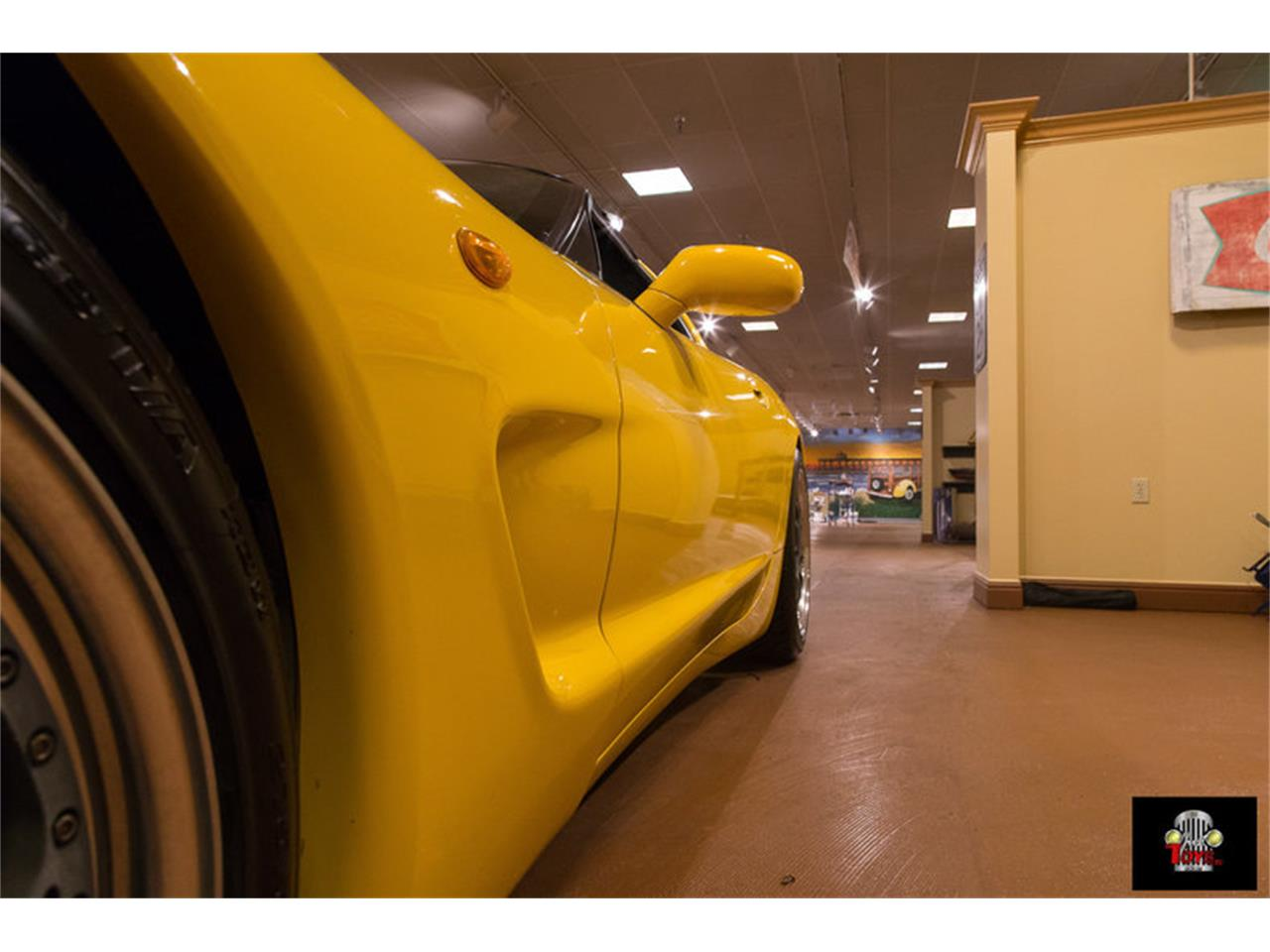 Large Picture of '00 Chevrolet Corvette located in Orlando Florida Offered by Just Toys Classic Cars - KIHW