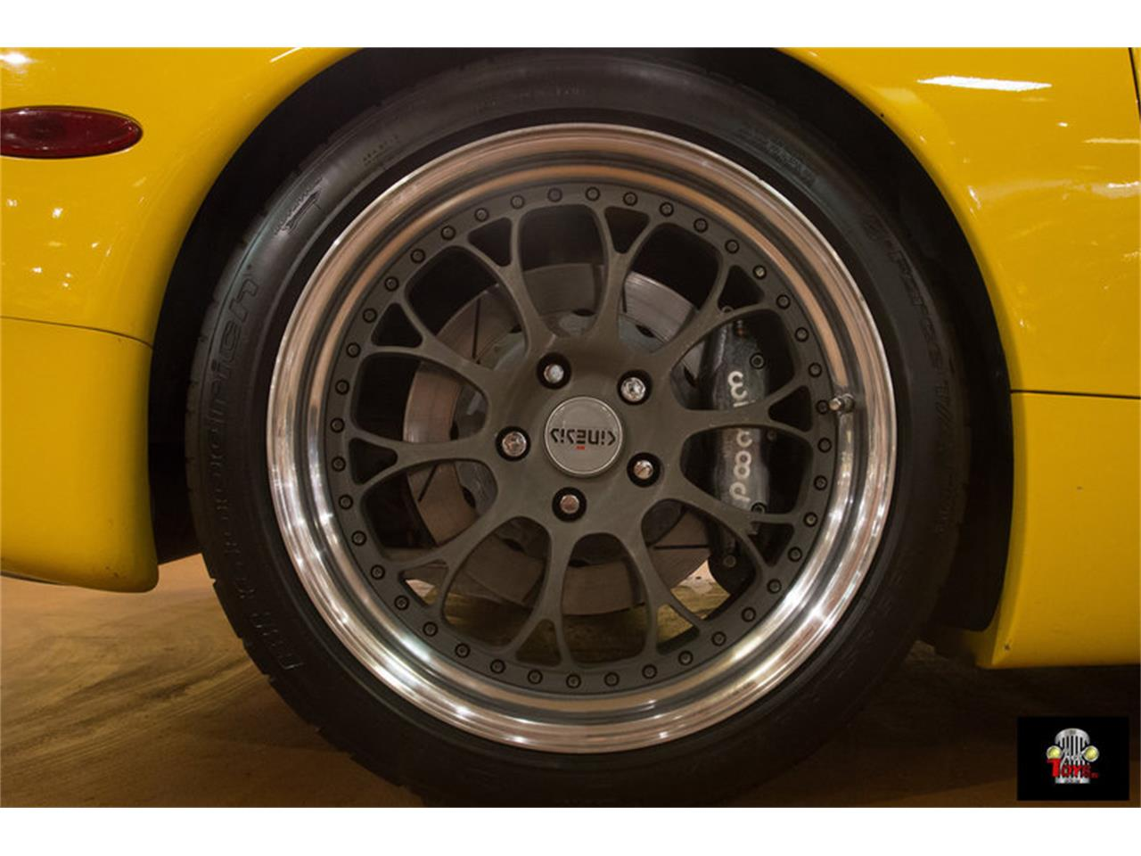 Large Picture of '00 Chevrolet Corvette - $31,995.00 - KIHW