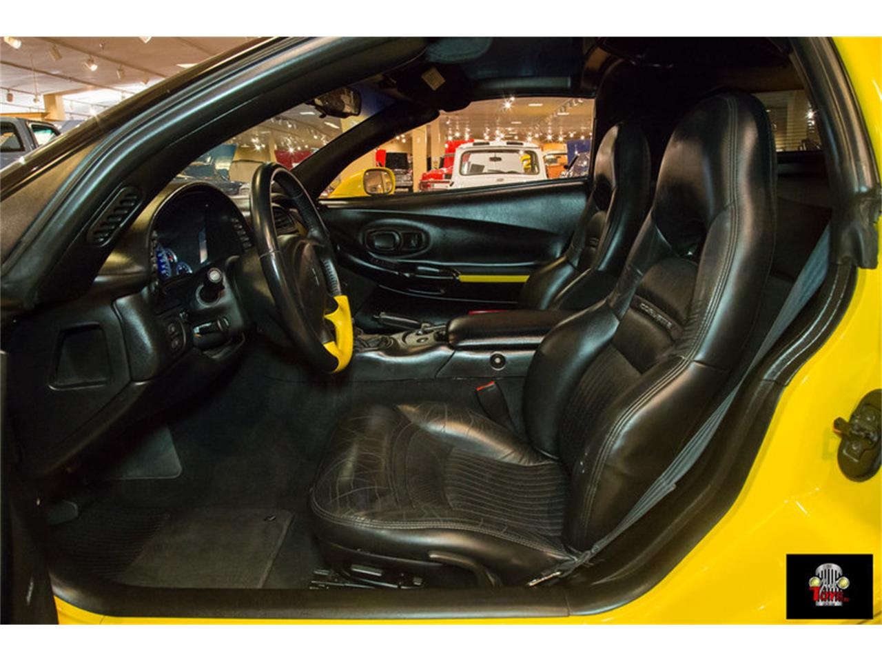 Large Picture of '00 Chevrolet Corvette located in Florida Offered by Just Toys Classic Cars - KIHW