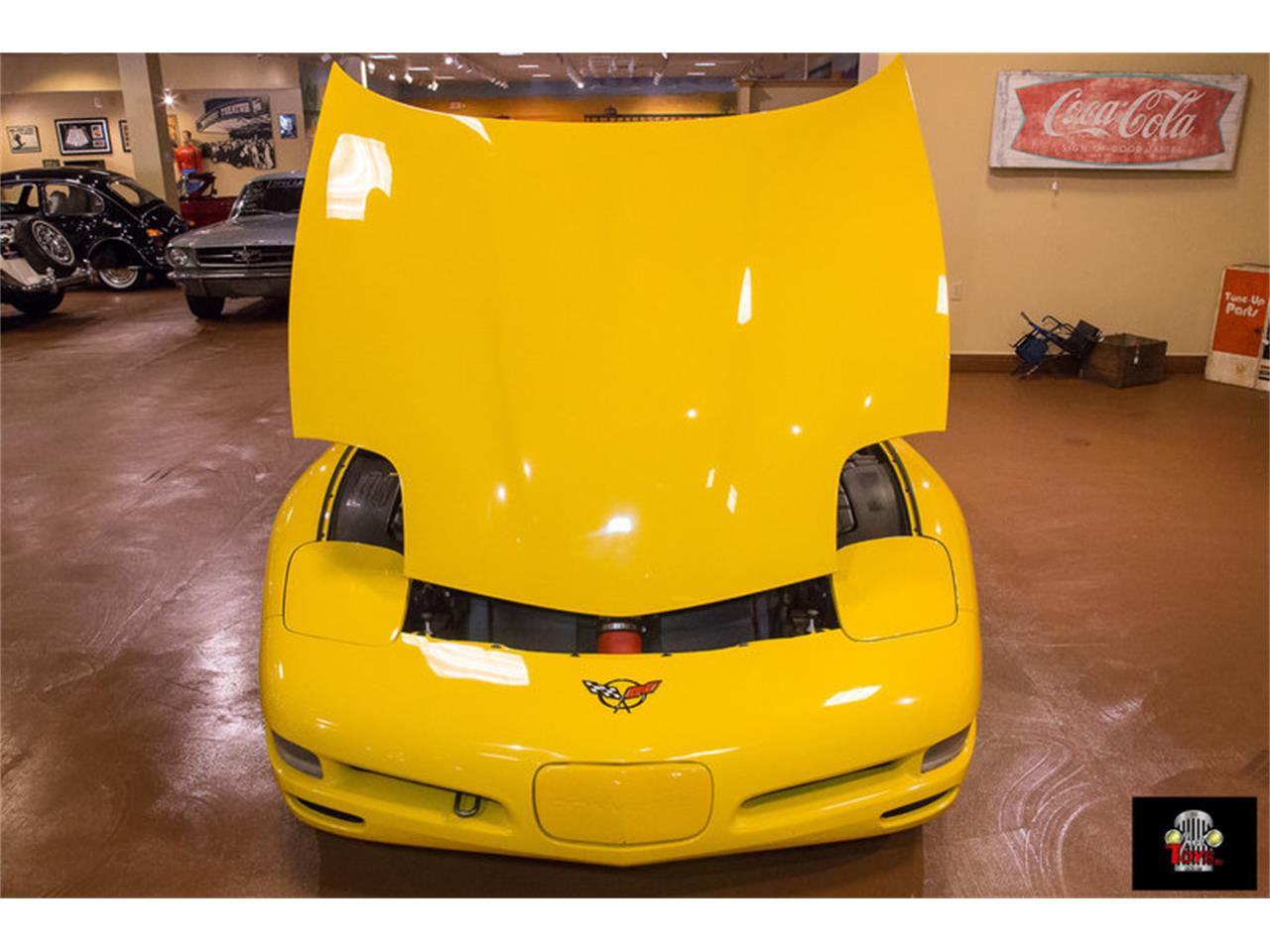 Large Picture of '00 Corvette located in Florida - $31,995.00 Offered by Just Toys Classic Cars - KIHW
