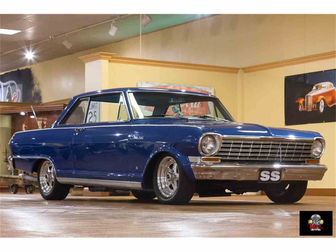Large Picture of 1964 Chevrolet Chevy II located in Orlando Florida - KIHX