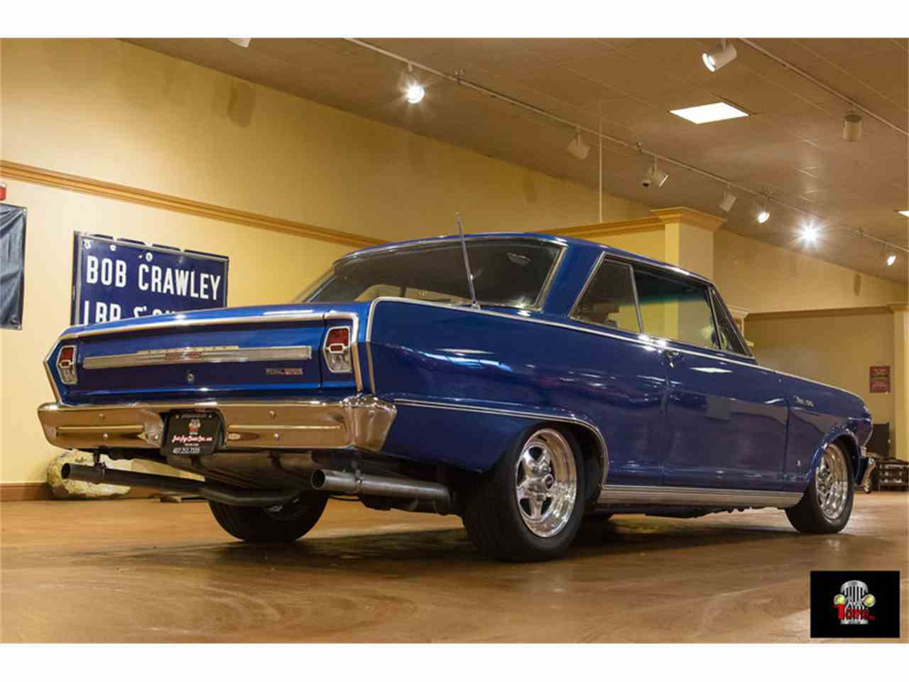 Large Picture of 1964 Chevy II located in Florida Offered by Just Toys Classic Cars - KIHX