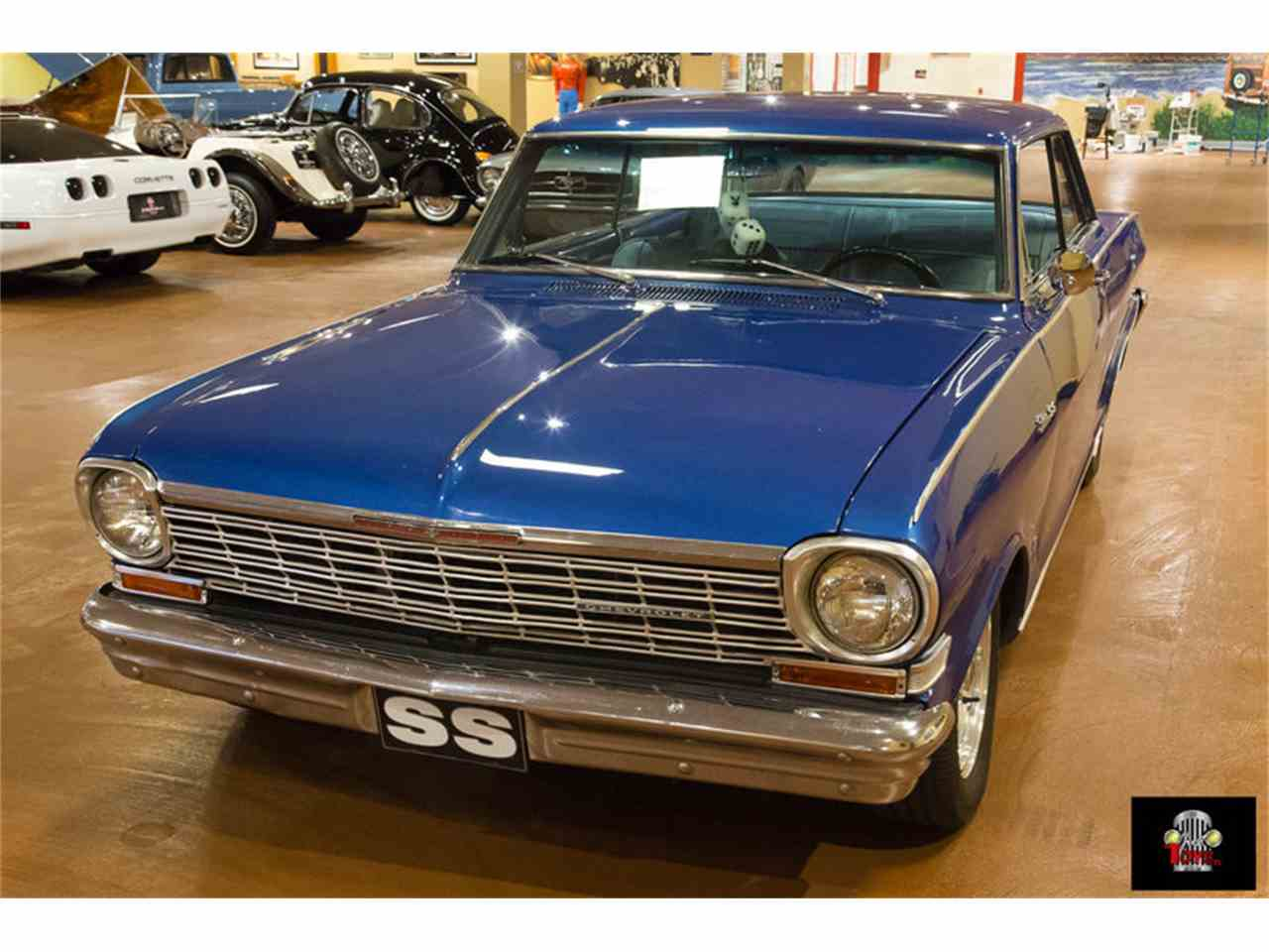 Large Picture of '64 Chevy II located in Orlando Florida - $33,995.00 Offered by Just Toys Classic Cars - KIHX