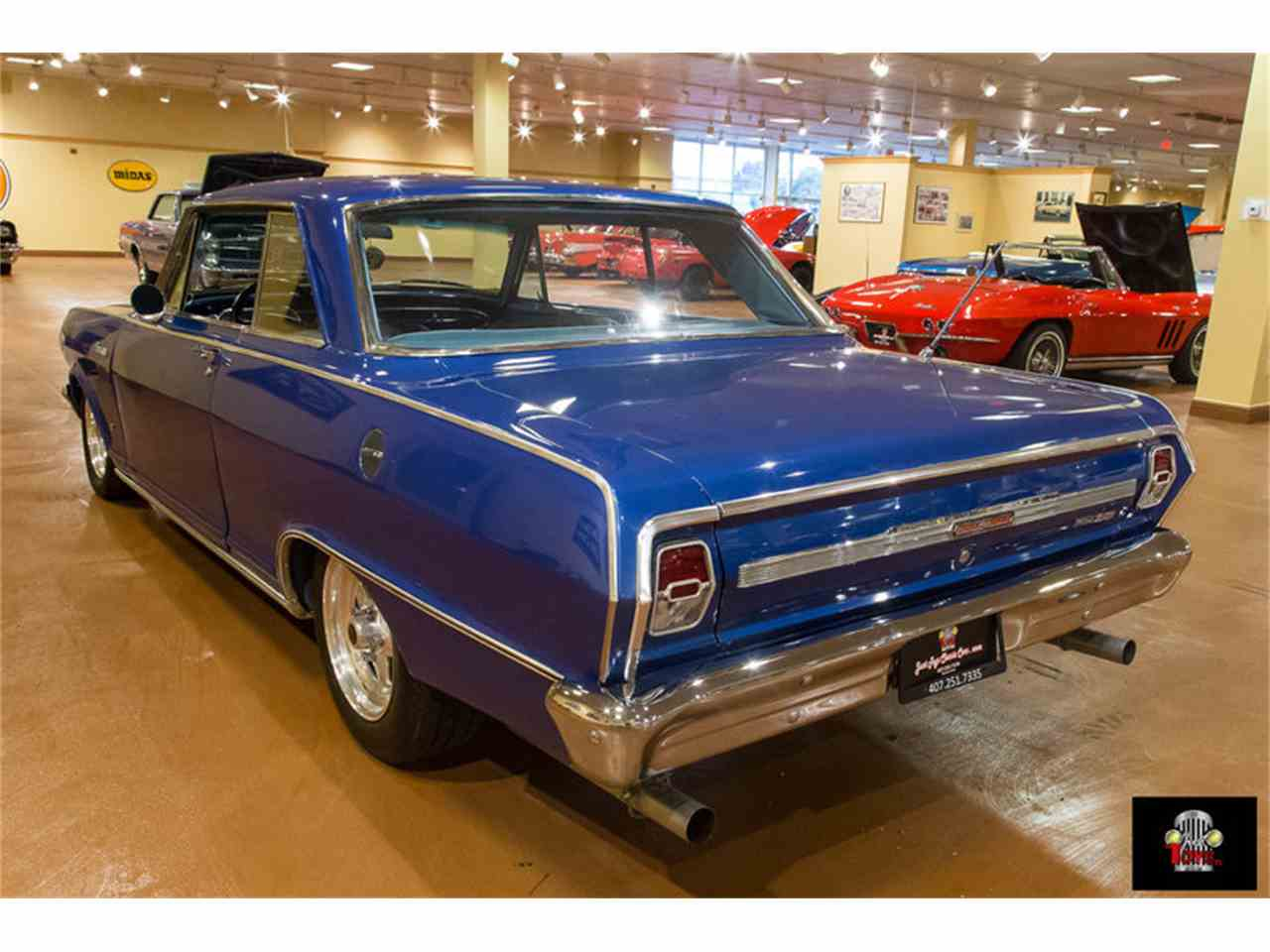 Large Picture of 1964 Chevy II located in Florida - KIHX