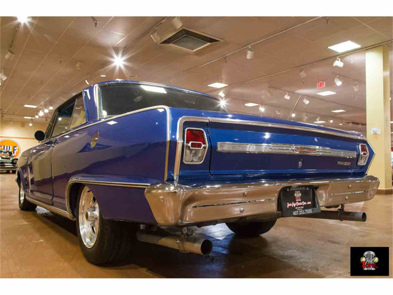 Large Picture of 1964 Chevrolet Chevy II - KIHX