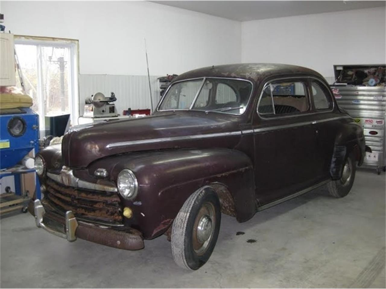 1946 ford coupe for sale cc 957134. Black Bedroom Furniture Sets. Home Design Ideas