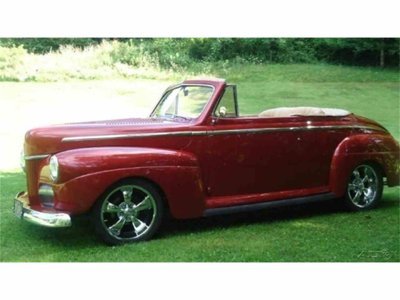 1941 Ford Super Deluxe for Sale   ClassicCars.com   CC-957154