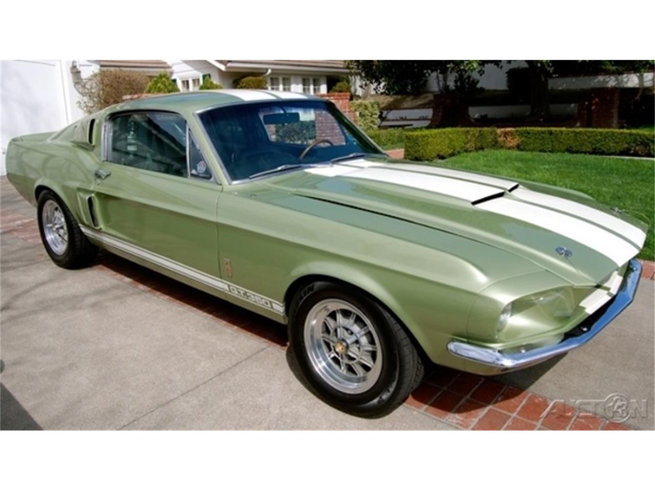 Large picture of 67 mustang gt350 kina
