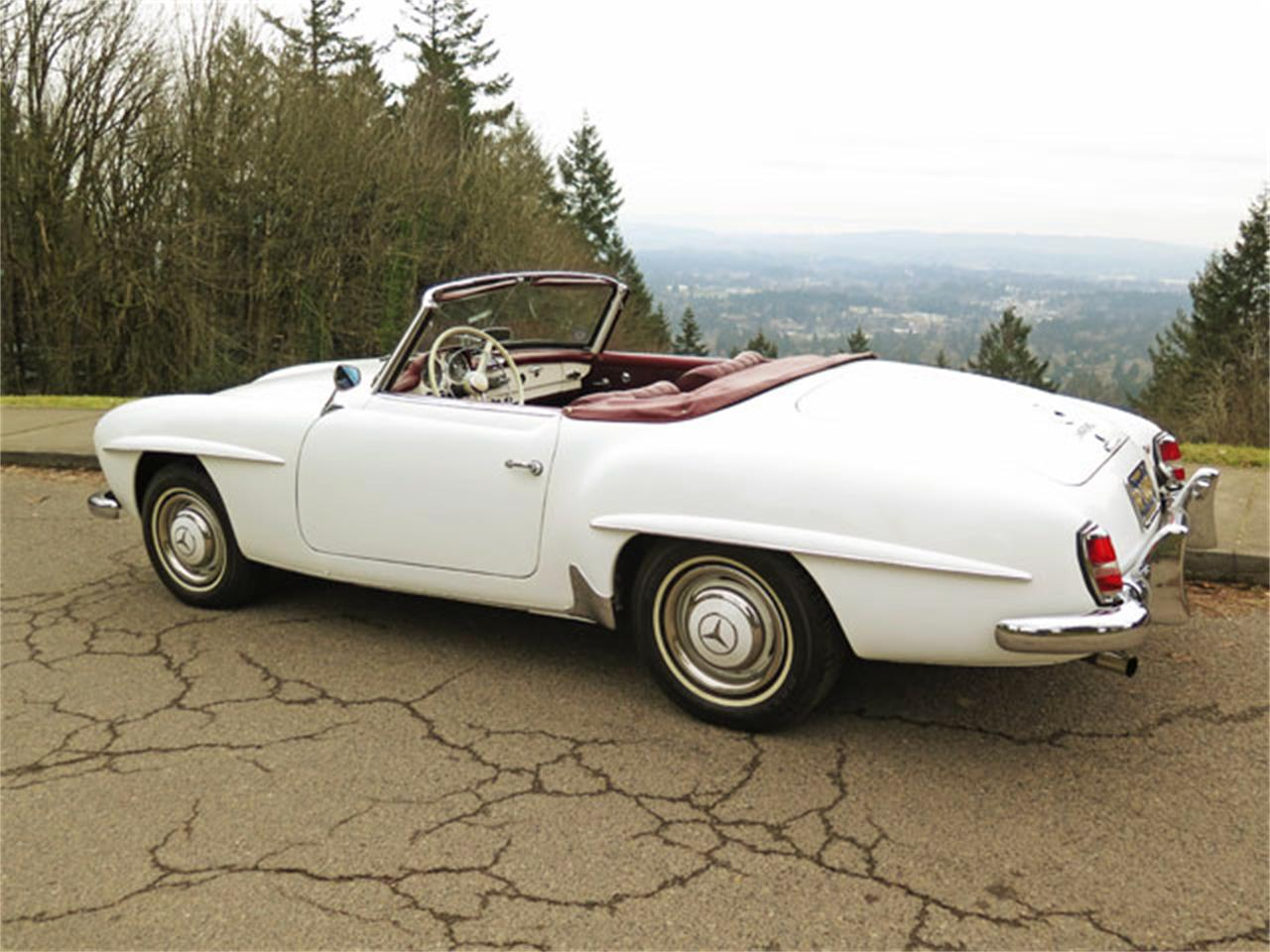 Large Picture of '61 190SL - KIRG