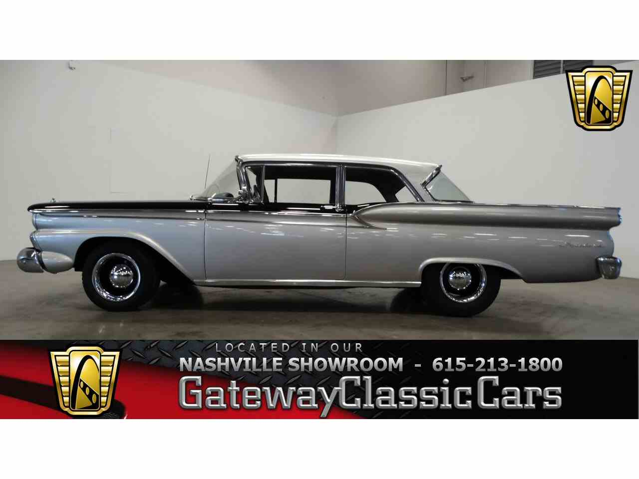 Large Picture of '59 Fairlane - KDLK