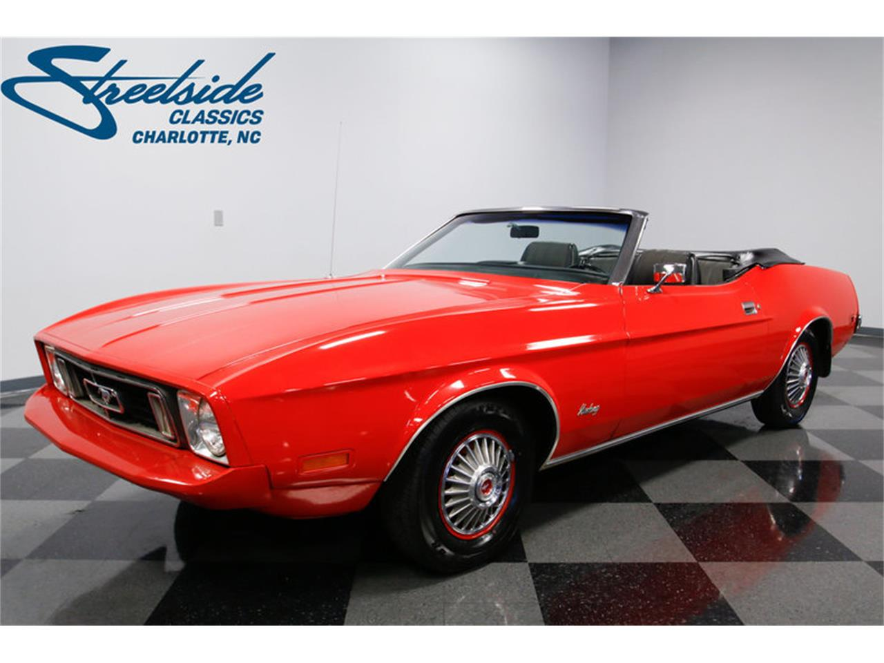 Large Picture of '73 Mustang 351 Cobra Jet located in Concord North Carolina - $24,995.00 Offered by Streetside Classics - Charlotte - KISW