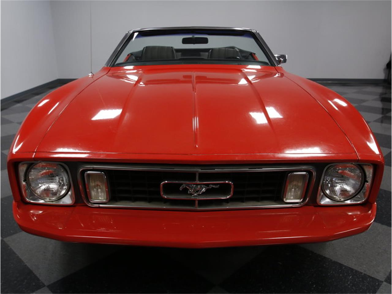 Large Picture of Classic 1973 Mustang 351 Cobra Jet located in North Carolina - $24,995.00 - KISW
