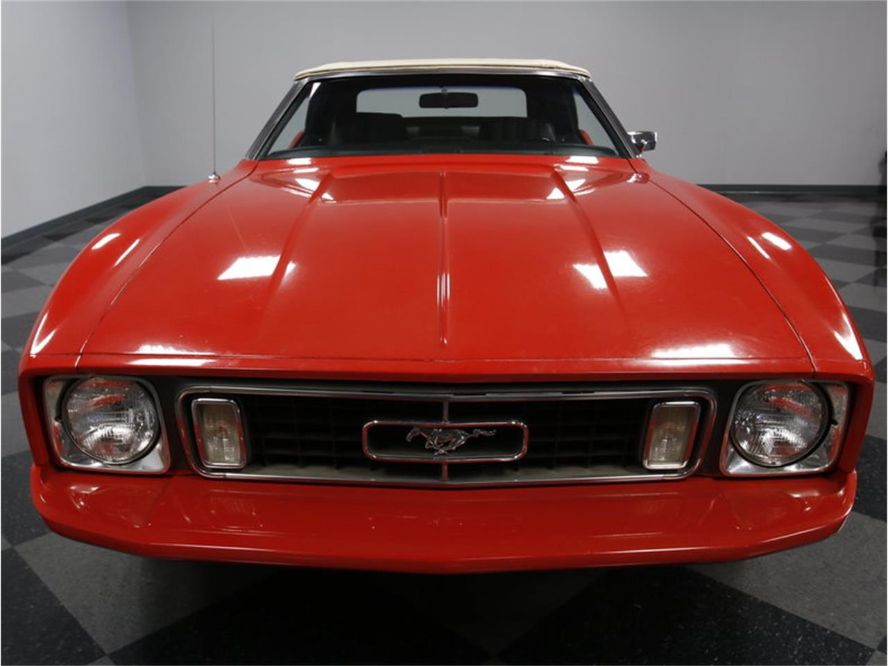 Large Picture of '73 Mustang 351 Cobra Jet located in North Carolina - KISW
