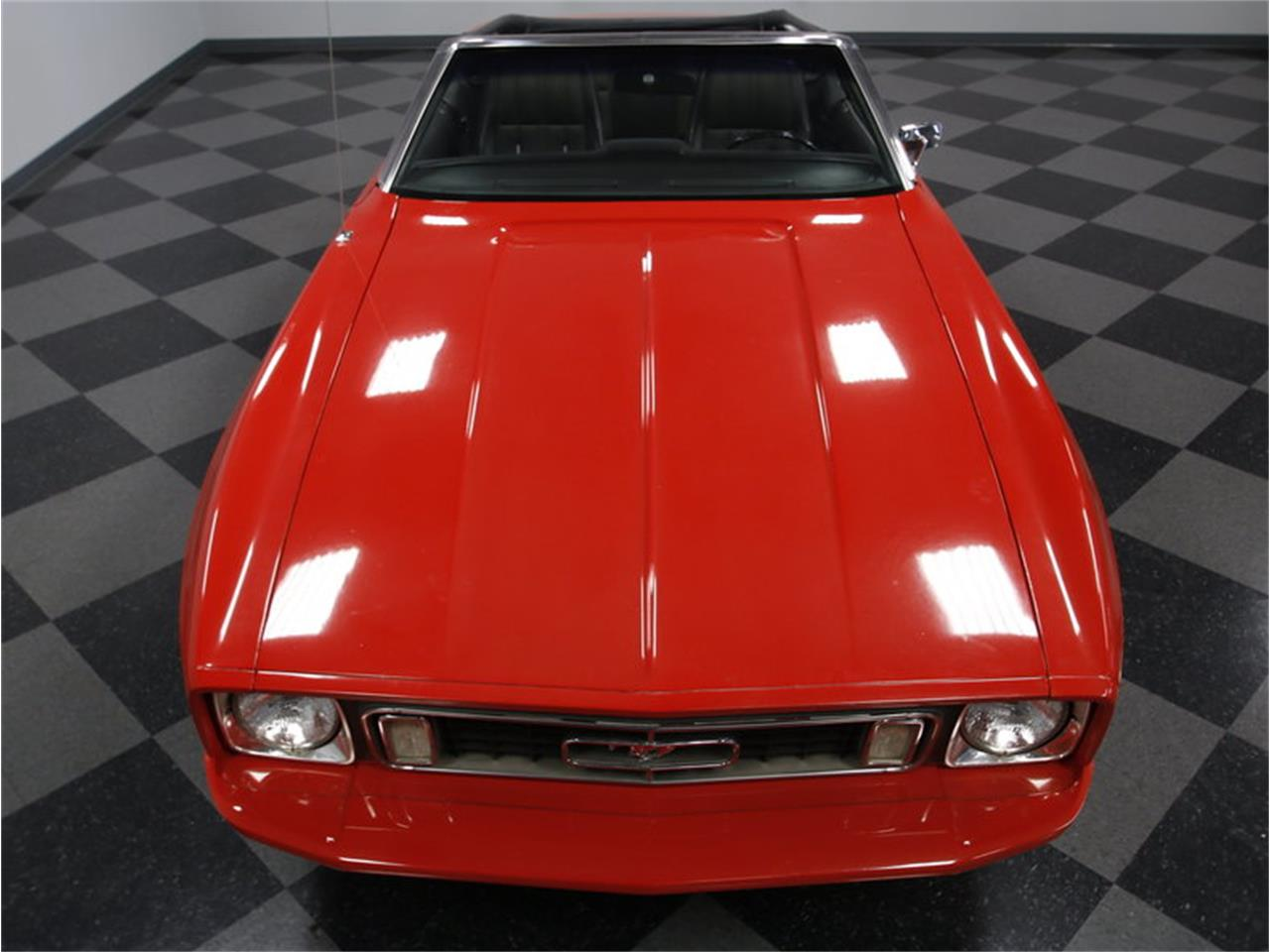 Large Picture of '73 Ford Mustang 351 Cobra Jet located in North Carolina - $24,995.00 - KISW