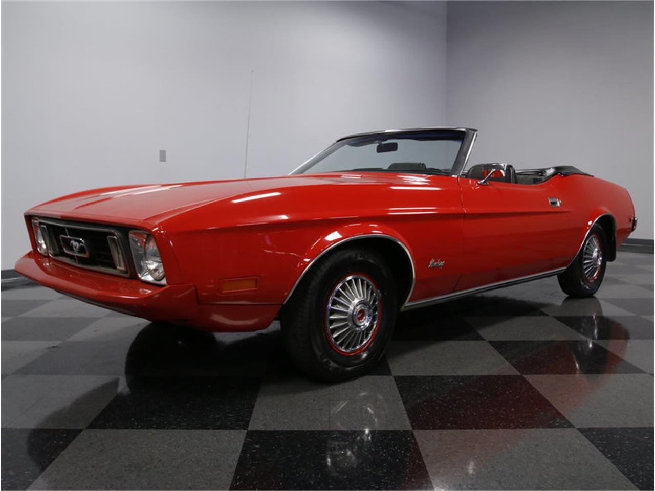Large Picture of 1973 Mustang 351 Cobra Jet located in North Carolina - KISW