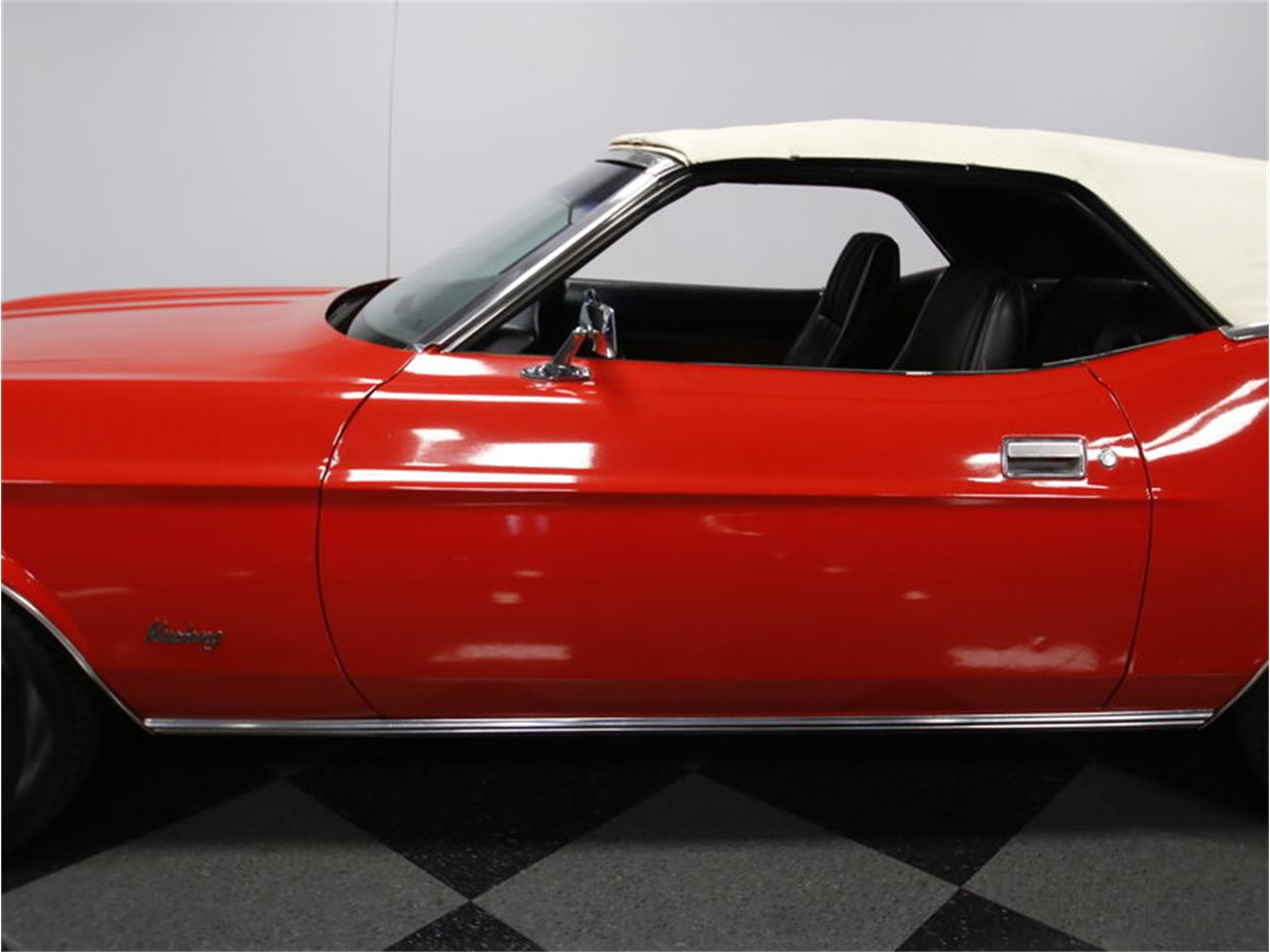 Large Picture of 1973 Mustang 351 Cobra Jet located in Concord North Carolina - $24,995.00 - KISW