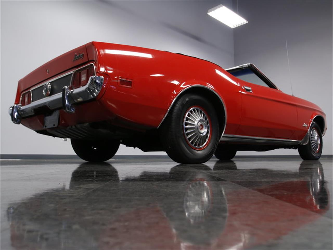 Large Picture of Classic '73 Mustang 351 Cobra Jet located in North Carolina Offered by Streetside Classics - Charlotte - KISW
