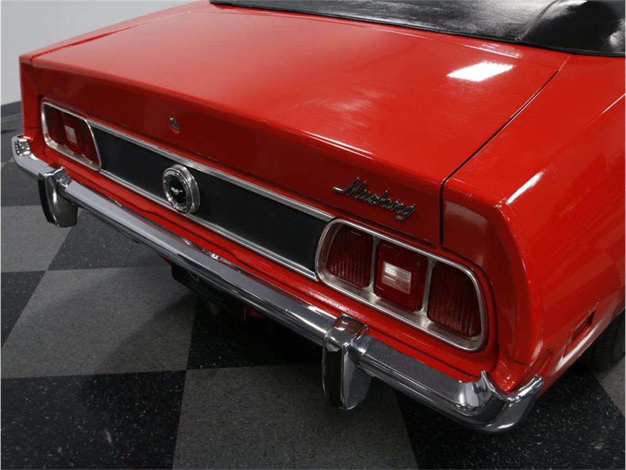 Large Picture of '73 Ford Mustang 351 Cobra Jet located in Concord North Carolina - KISW