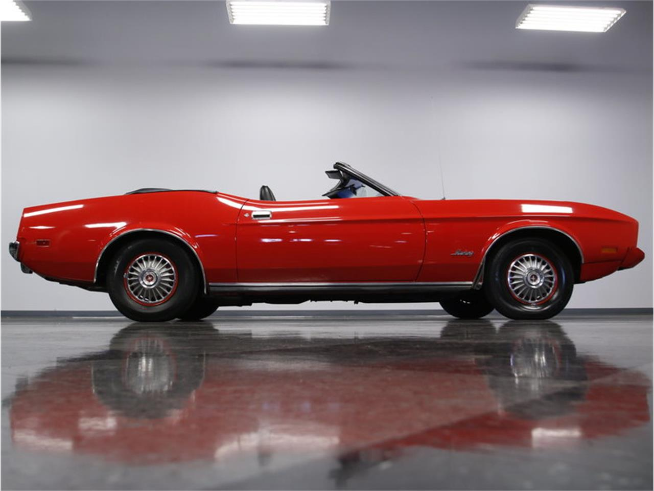 Large Picture of Classic '73 Mustang 351 Cobra Jet - $24,995.00 Offered by Streetside Classics - Charlotte - KISW