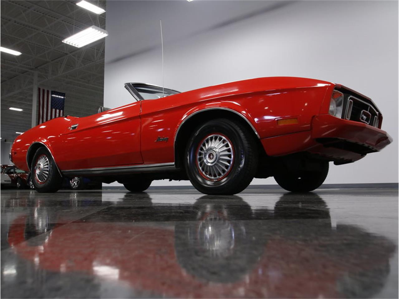 Large Picture of '73 Mustang 351 Cobra Jet located in North Carolina Offered by Streetside Classics - Charlotte - KISW