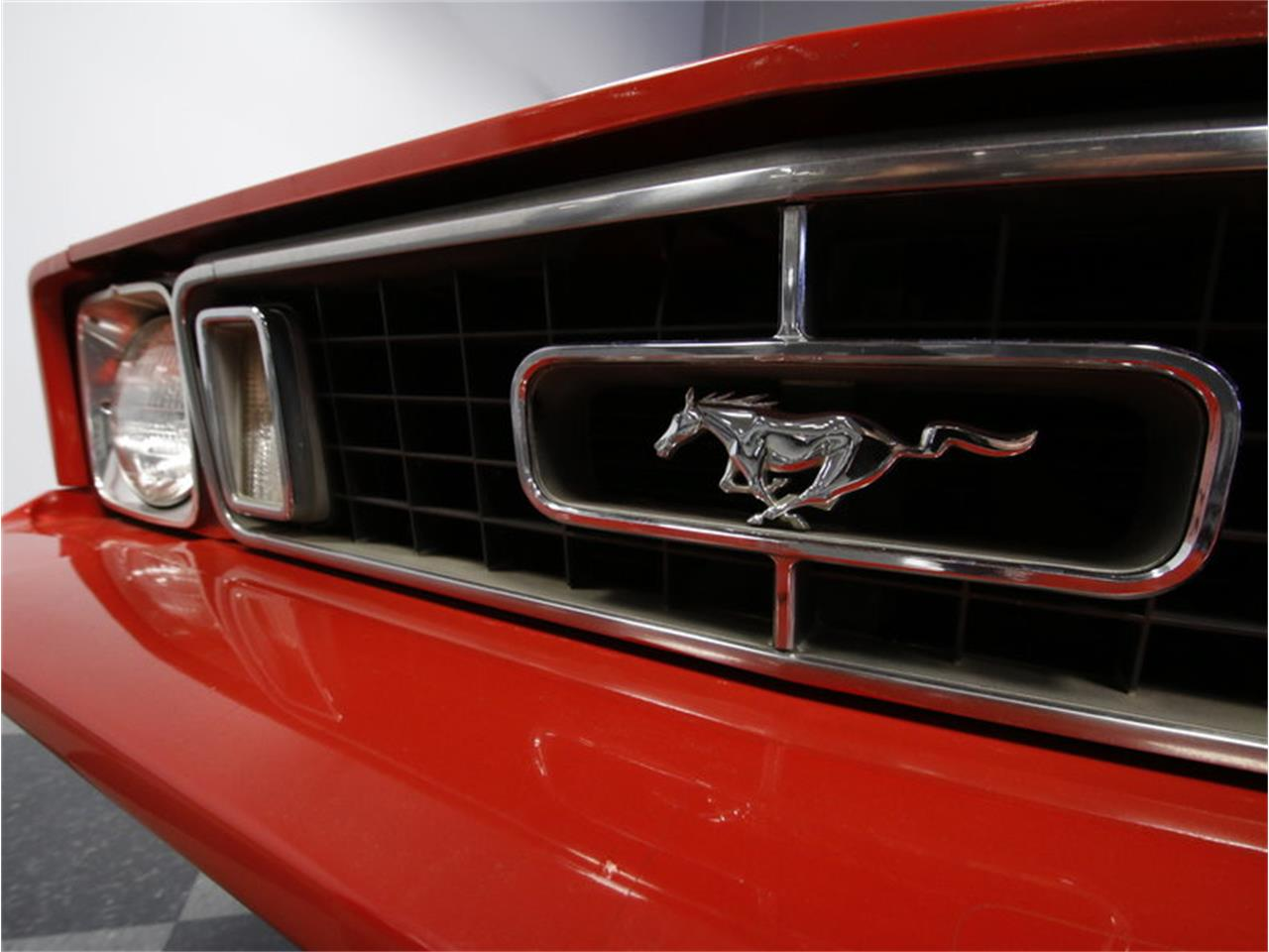 Large Picture of Classic '73 Ford Mustang 351 Cobra Jet located in North Carolina Offered by Streetside Classics - Charlotte - KISW