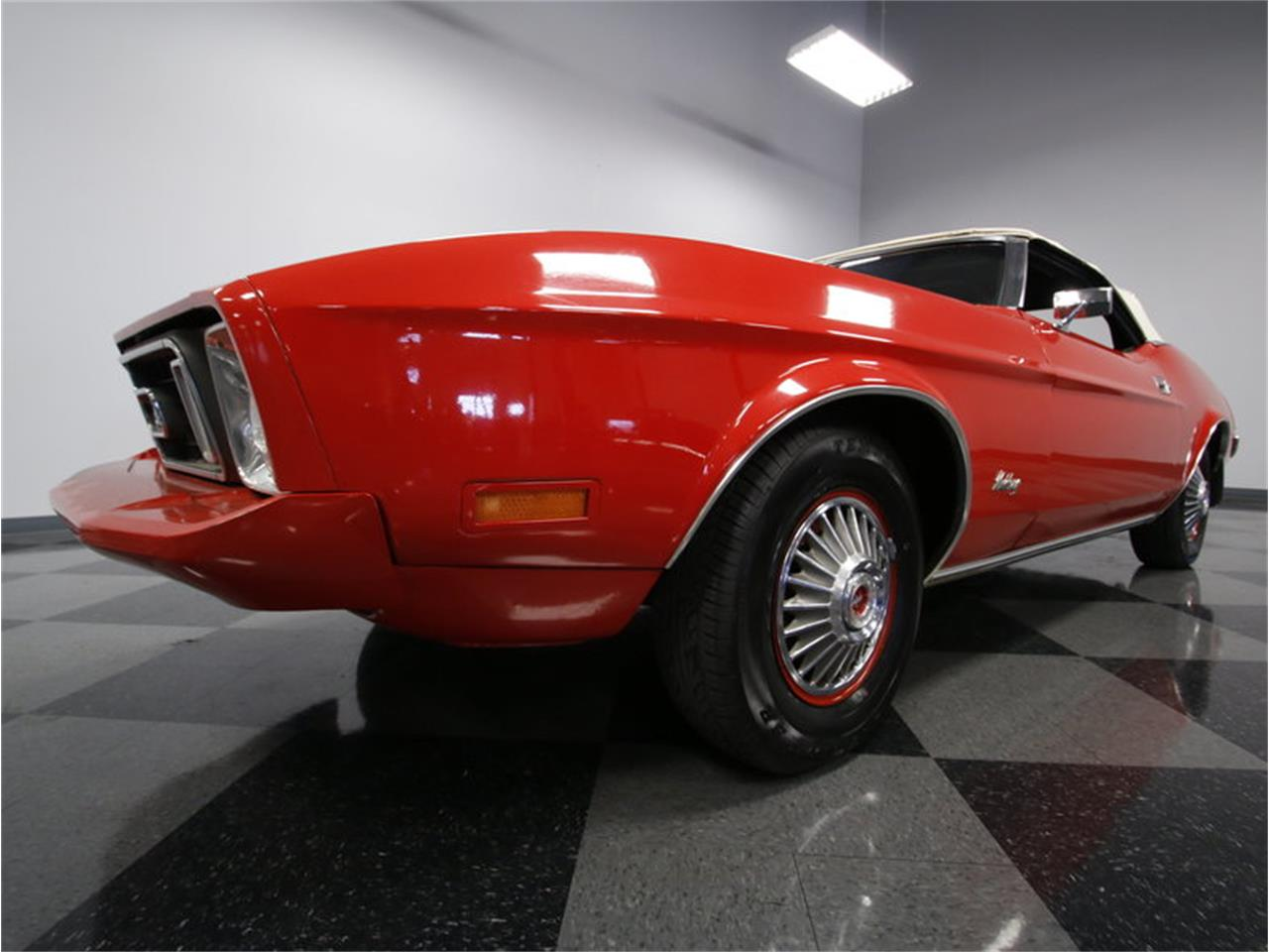Large Picture of 1973 Mustang 351 Cobra Jet - KISW