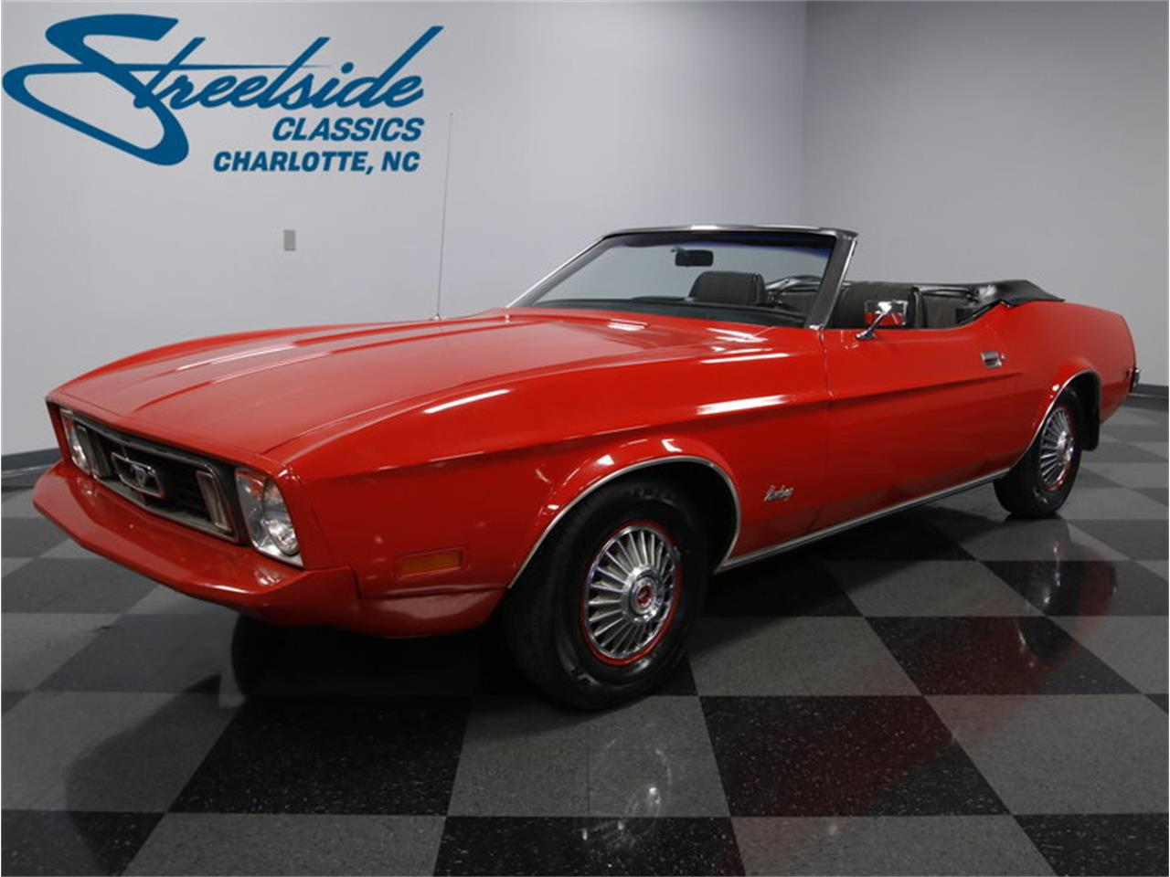 Large Picture of '73 Ford Mustang 351 Cobra Jet - $24,995.00 Offered by Streetside Classics - Charlotte - KISW