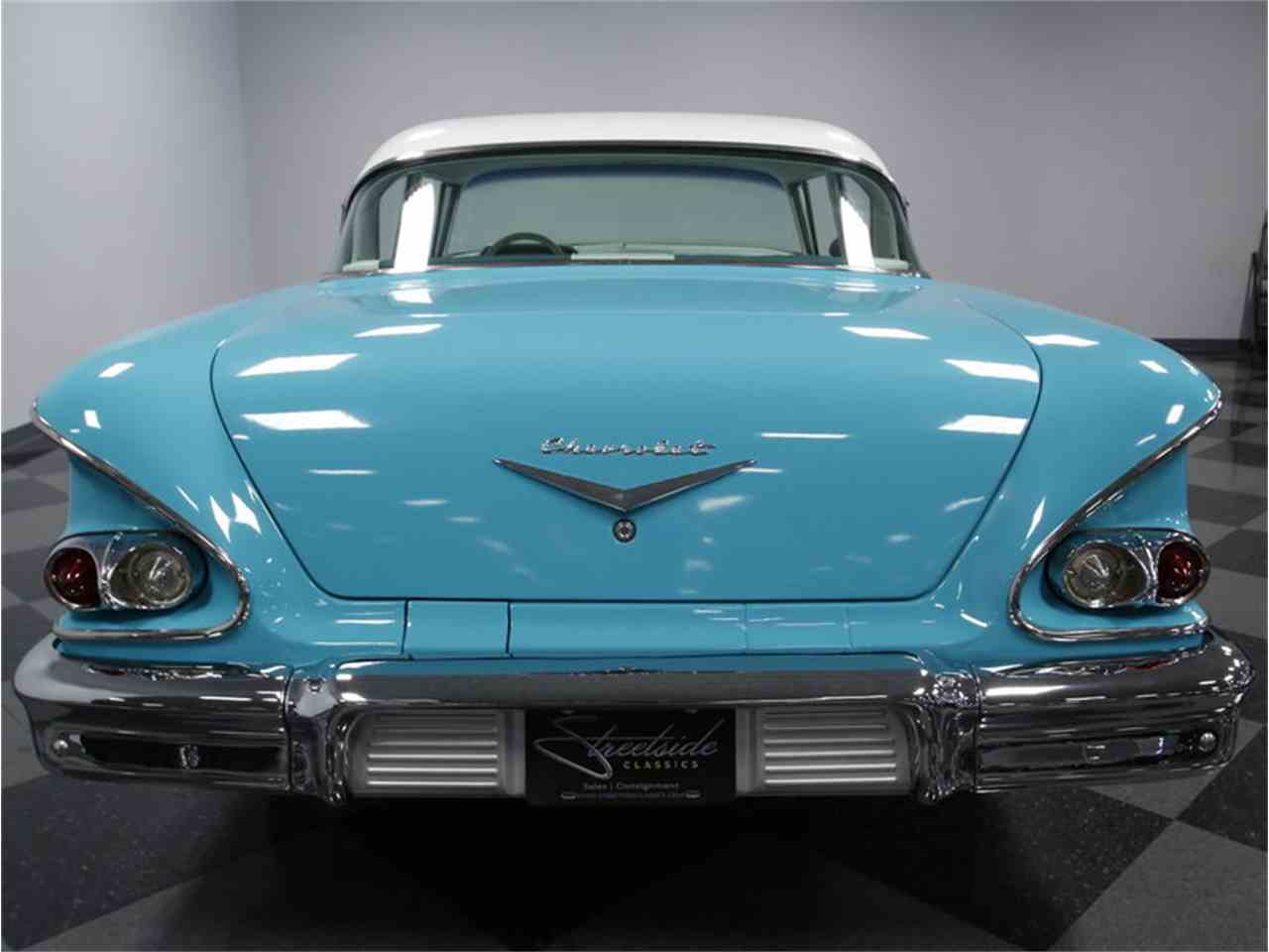 Large Picture of '58 Bel Air - KIT2