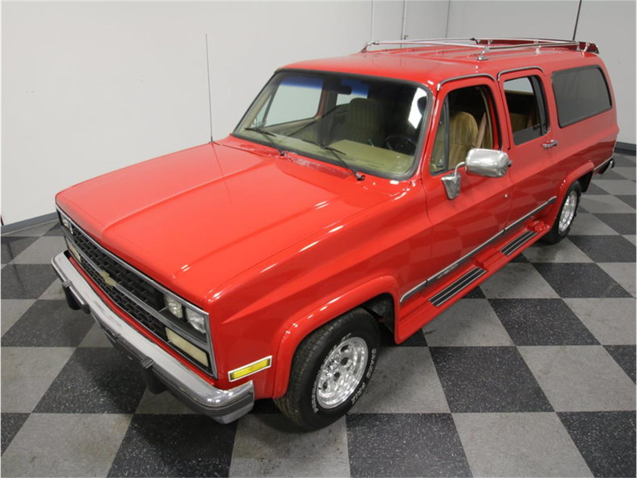 Large Picture of 1985 Suburban located in Georgia Offered by Streetside Classics - Atlanta - KIU1