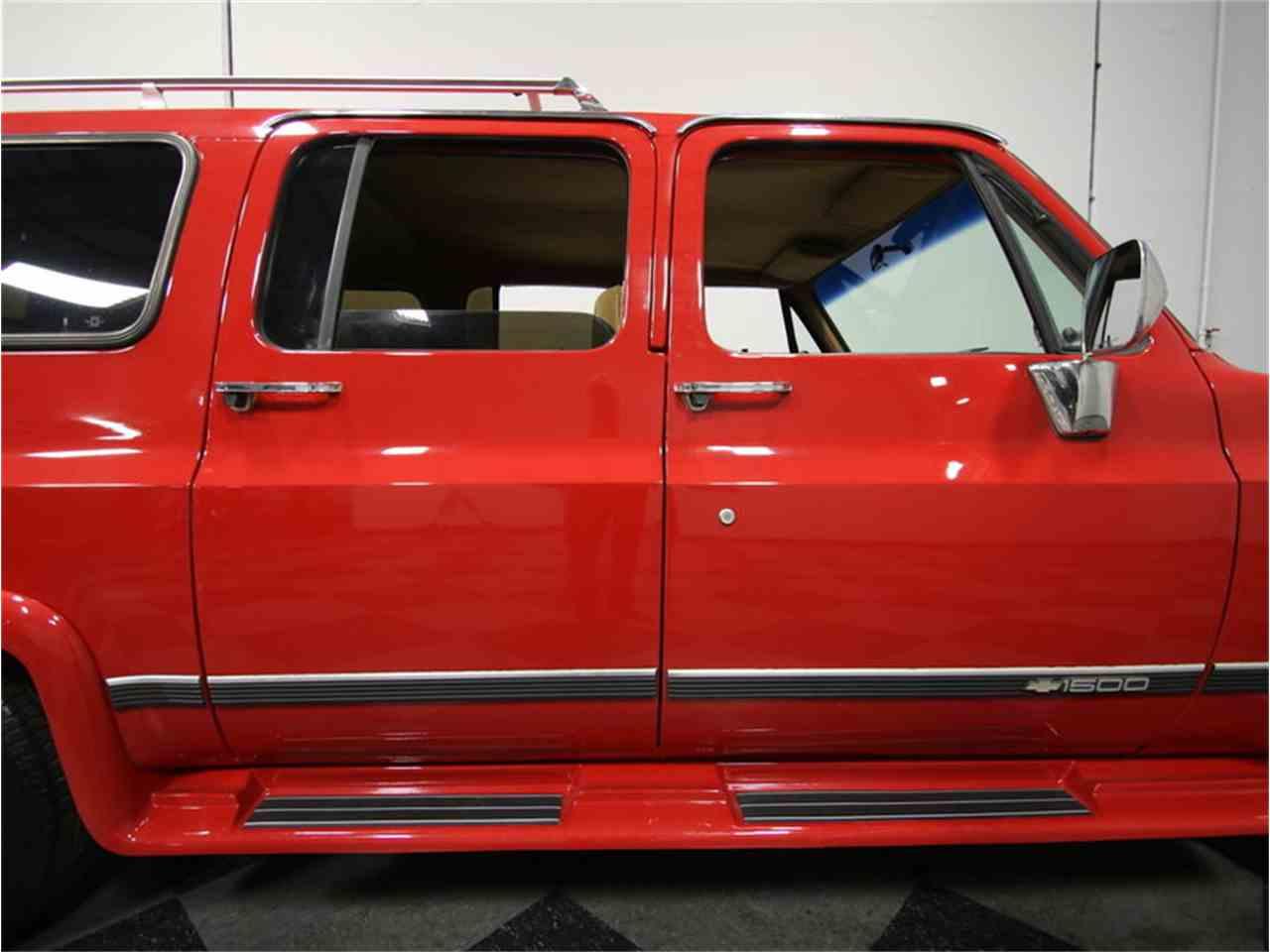 Large Picture of 1985 Chevrolet Suburban Offered by Streetside Classics - Atlanta - KIU1