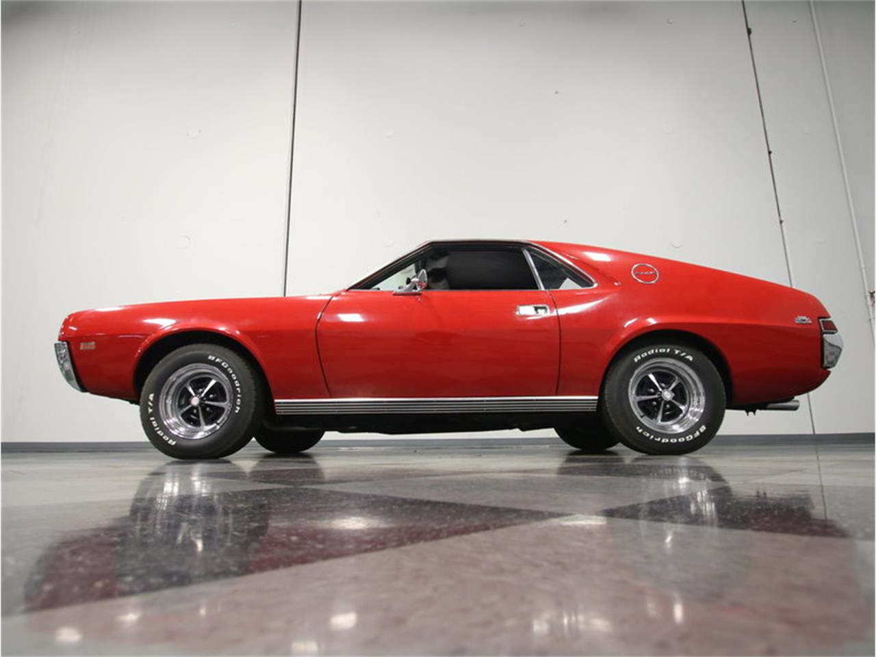 Large Picture of Classic '68 AMC AMX Offered by Streetside Classics - Atlanta - KIU4