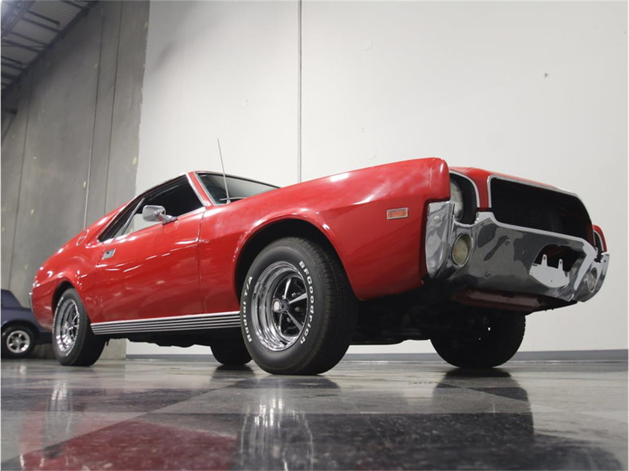 Large Picture of Classic '68 AMC AMX located in Georgia Offered by Streetside Classics - Atlanta - KIU4