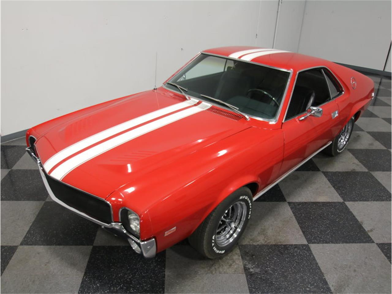 Large Picture of Classic 1968 AMX located in Lithia Springs Georgia - $25,995.00 - KIU4