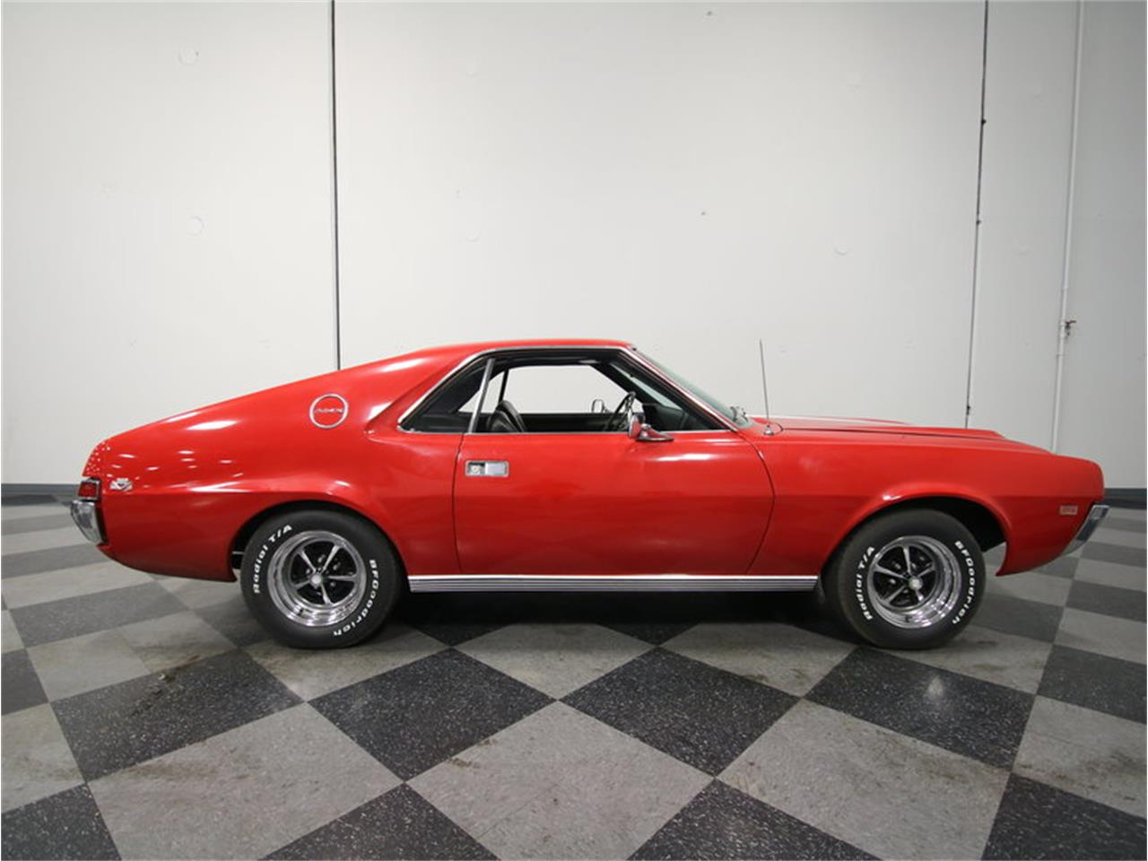 Large Picture of '68 AMC AMX - $25,995.00 Offered by Streetside Classics - Atlanta - KIU4