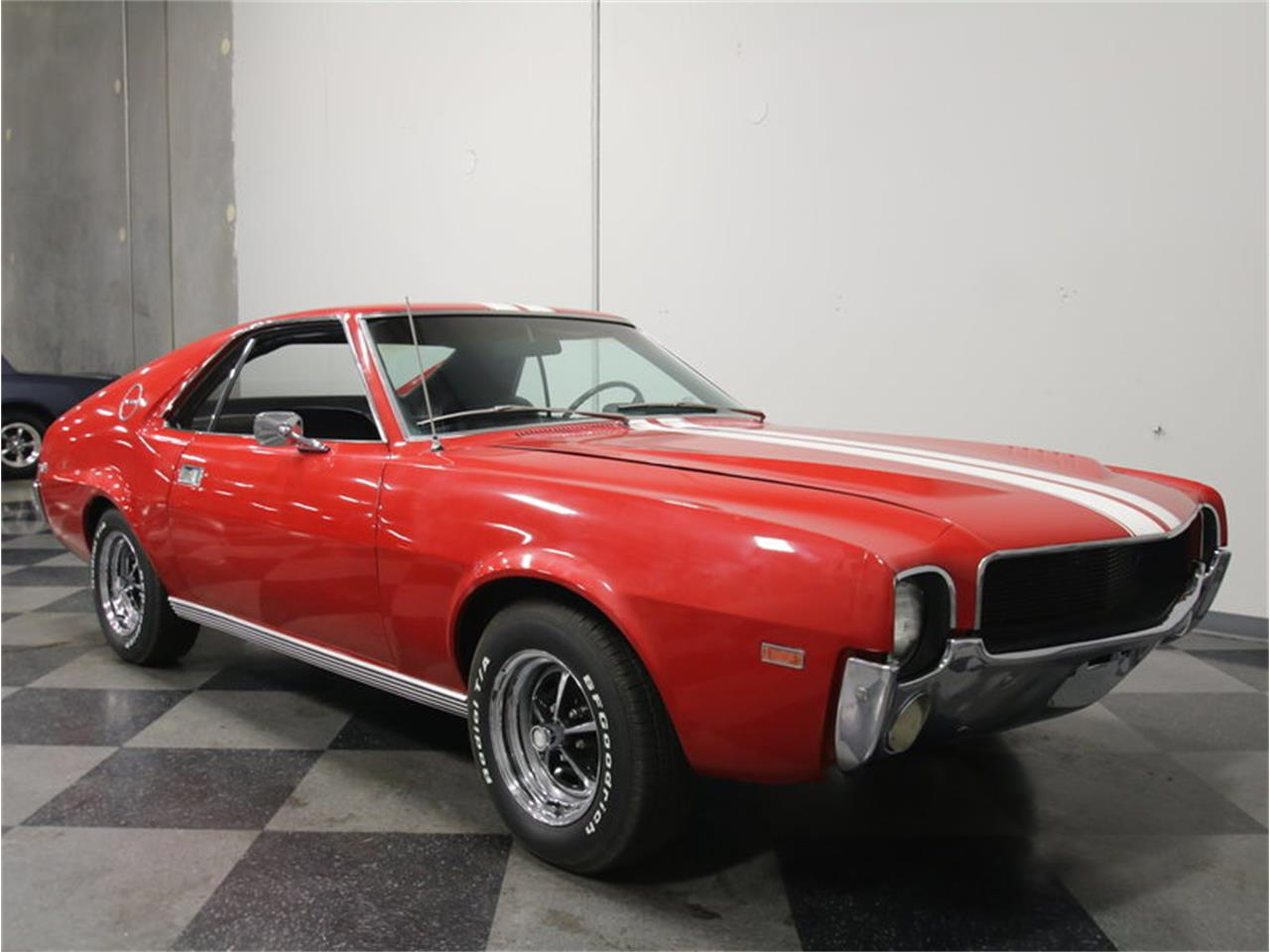 Large Picture of 1968 AMX located in Georgia Offered by Streetside Classics - Atlanta - KIU4