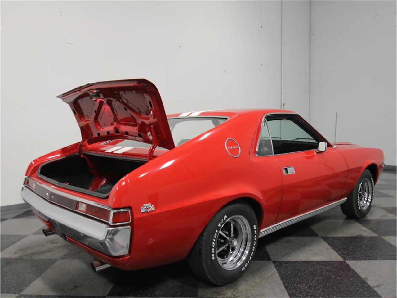 Large Picture of Classic '68 AMX - $25,995.00 Offered by Streetside Classics - Atlanta - KIU4