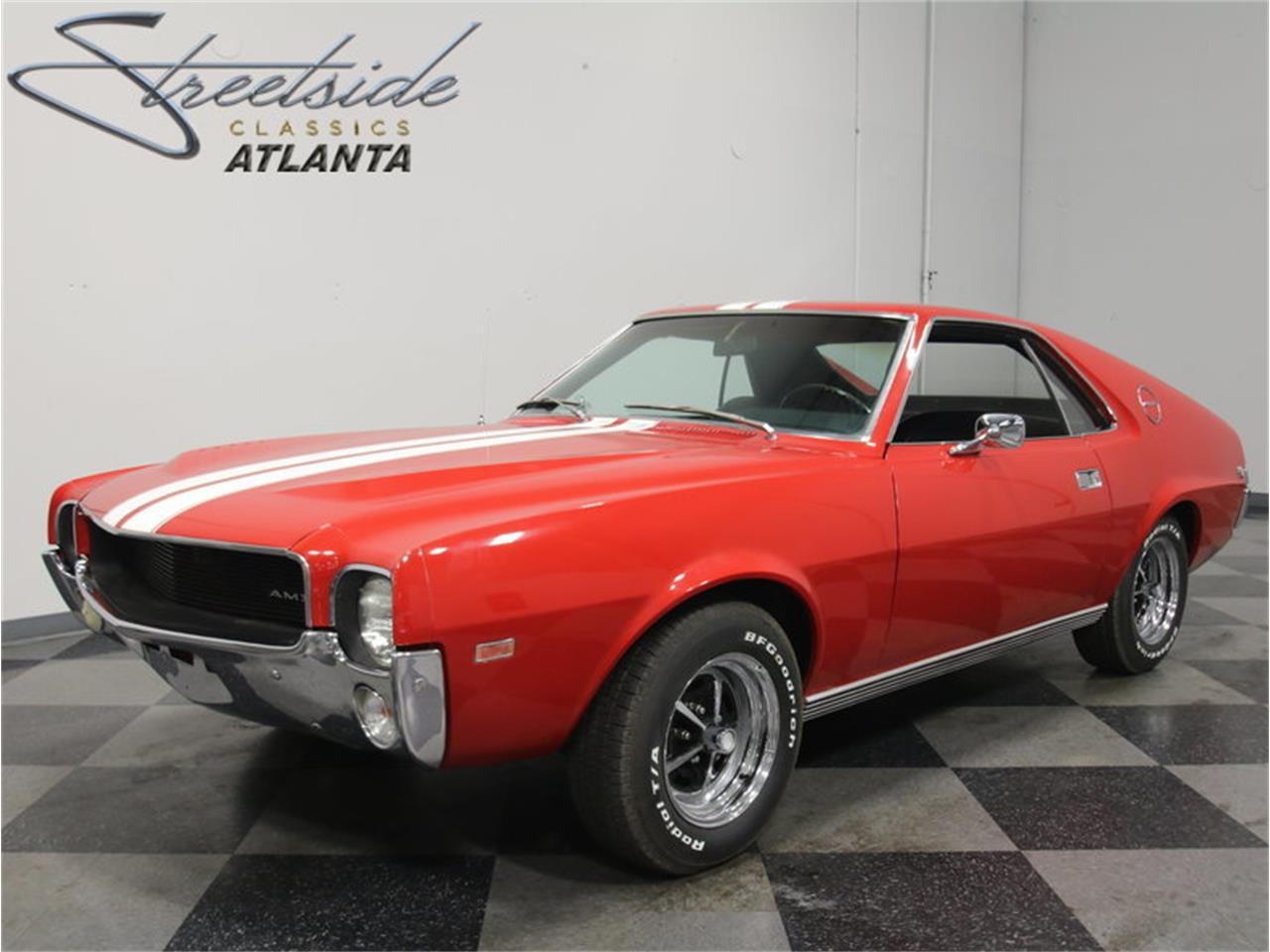 Large Picture of Classic '68 AMX Offered by Streetside Classics - Atlanta - KIU4