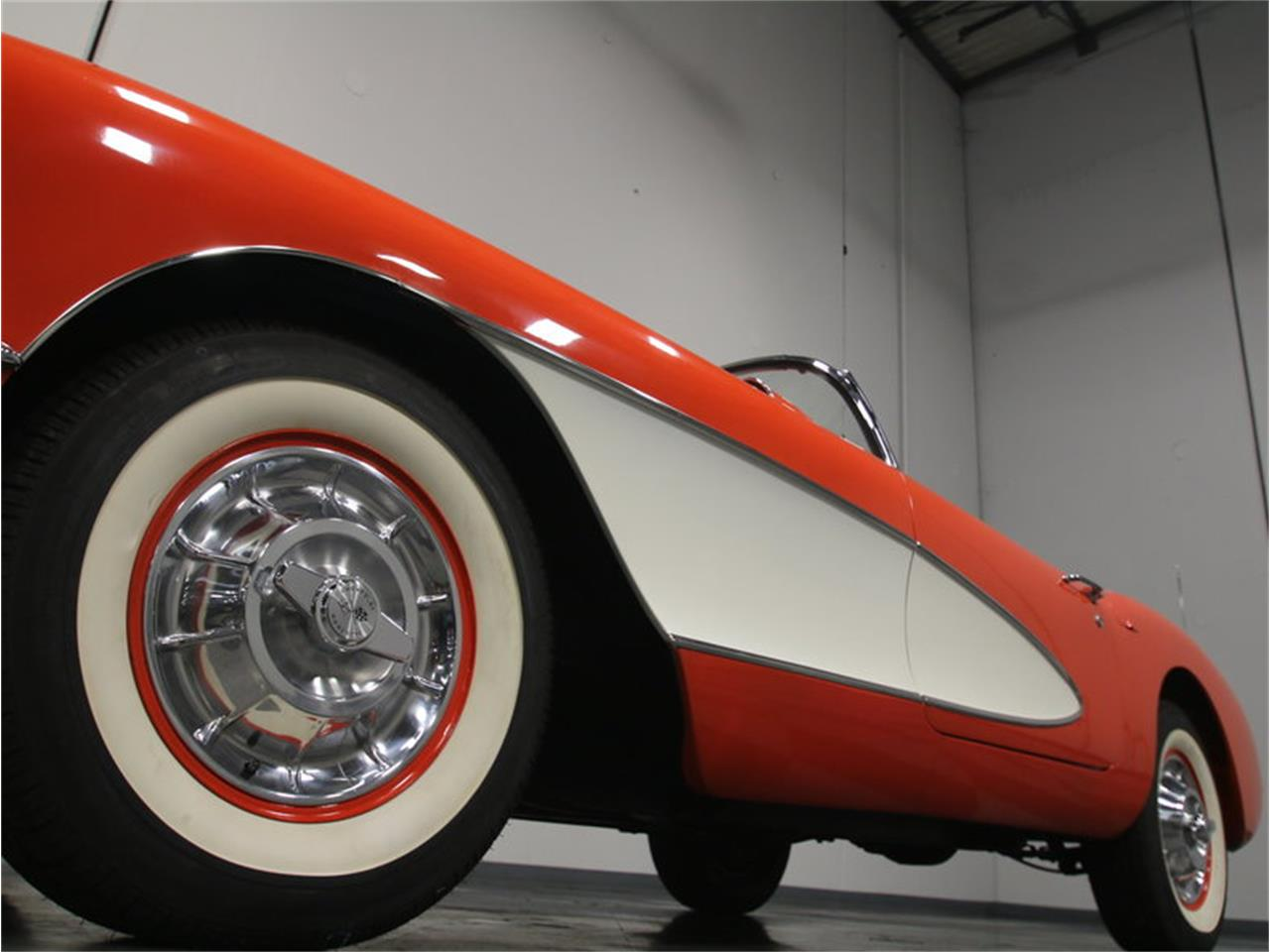 Large Picture of '56 Corvette - KIU5