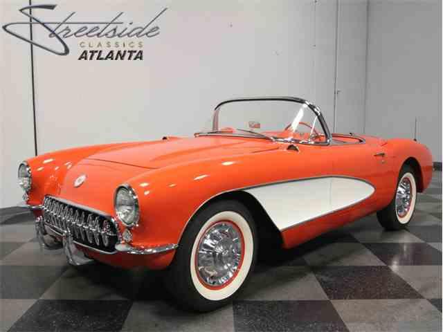 Picture of '56 Corvette - KIU5