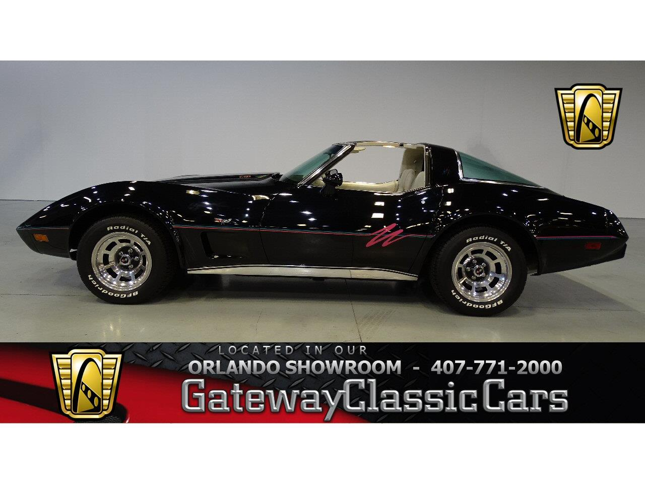 Large Picture of '79 Corvette located in Florida - $19,995.00 Offered by Gateway Classic Cars - Orlando - KDLV