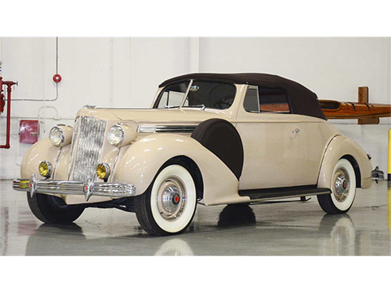 1939 Packard One Twenty Convertible Coupe for Sale