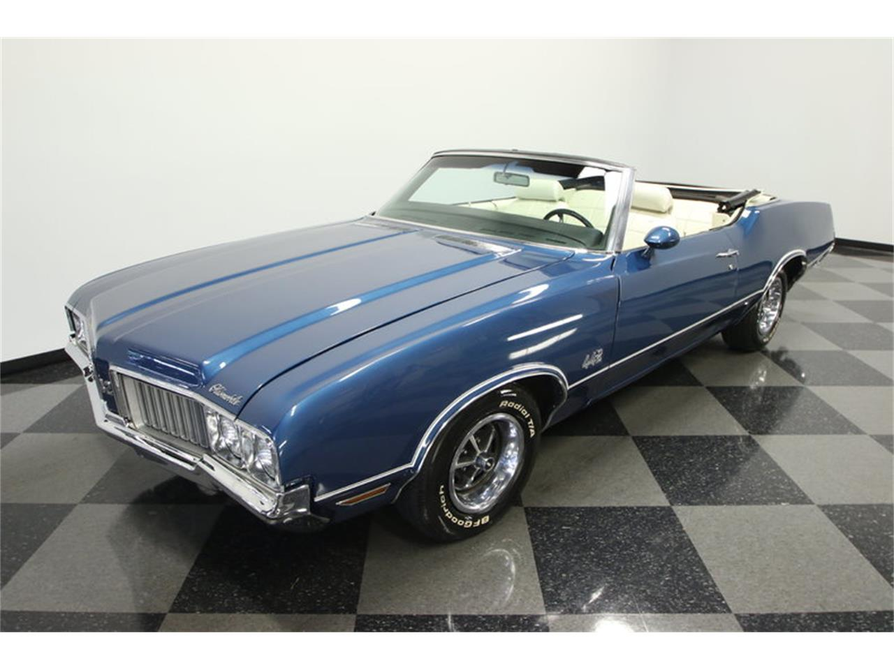 Large Picture of '70 Oldsmobile Cutlass located in Lutz Florida - KIZH
