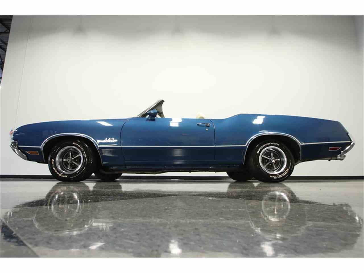 Large Picture of '70 Cutlass - KIZH