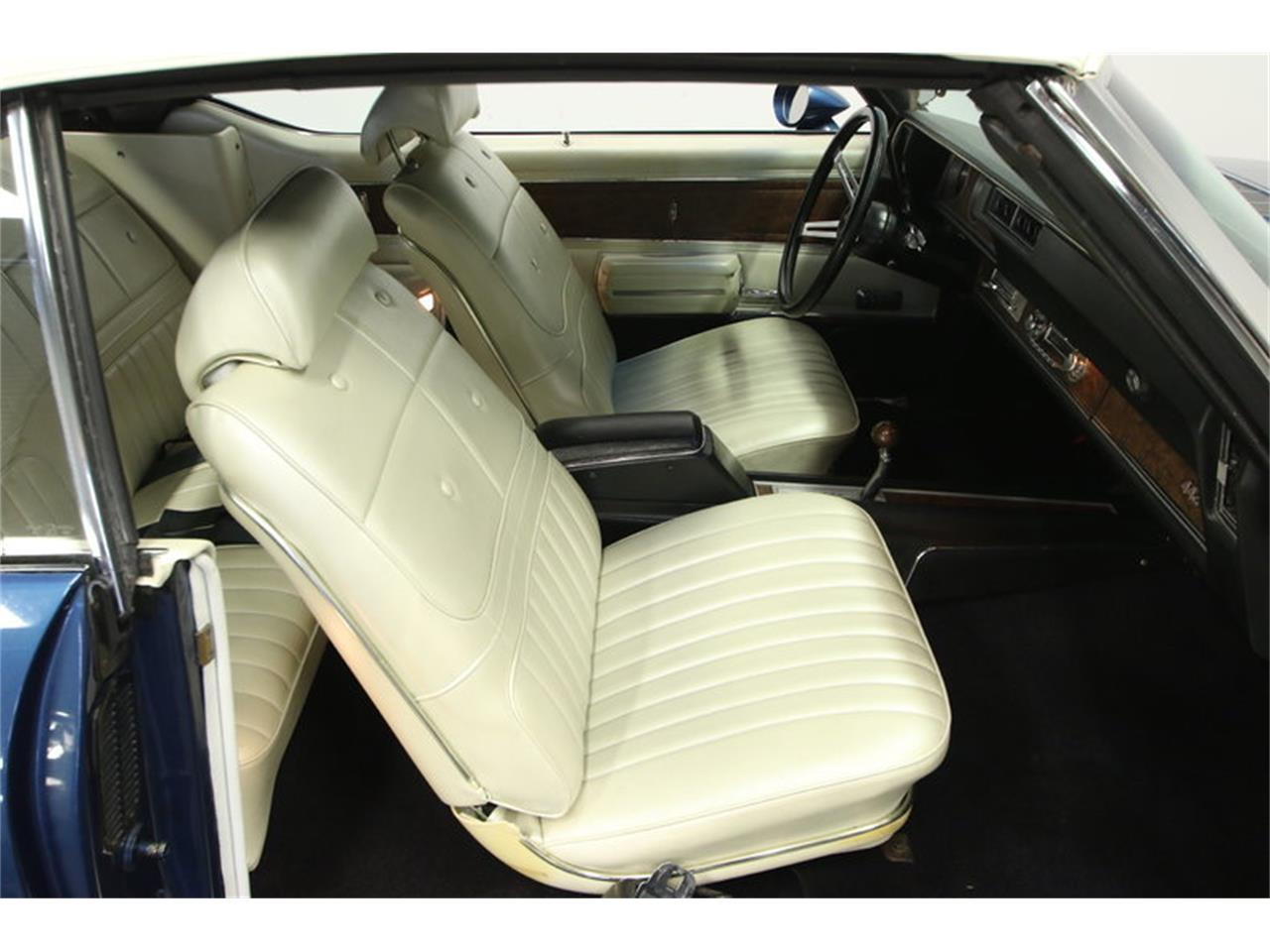 Large Picture of 1970 Oldsmobile Cutlass located in Lutz Florida Offered by Streetside Classics - Tampa - KIZH
