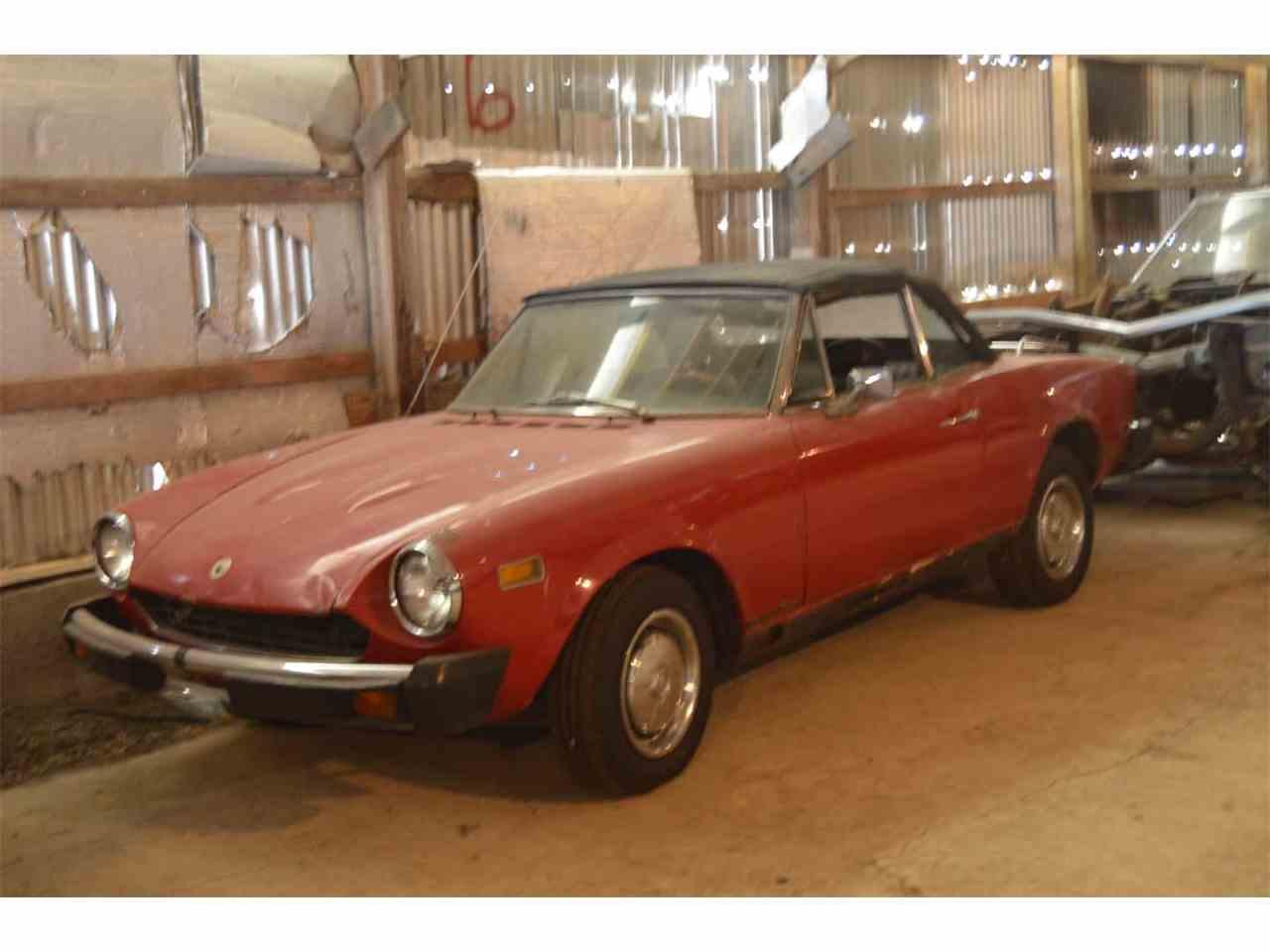 1977 Fiat Spider for Sale | ClicCars.com | CC-957734