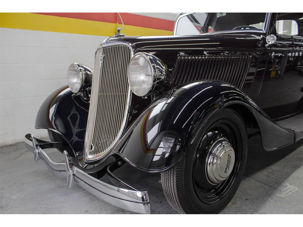 Large Picture of 1933 Hot Rod Offered by John Scotti Classic Cars - KJ00