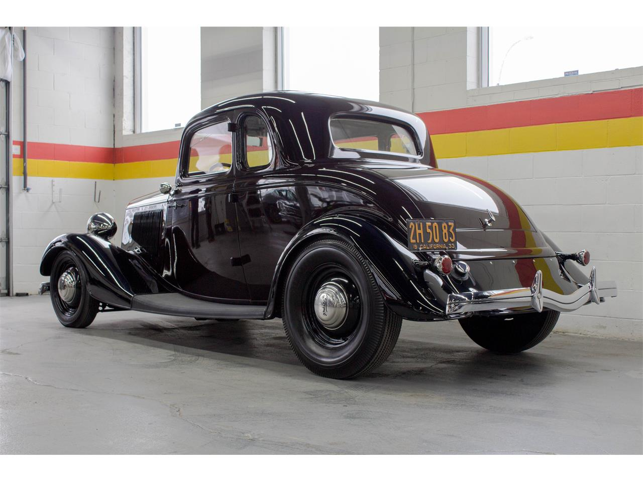 Large Picture of '33 Ford Hot Rod - KJ00