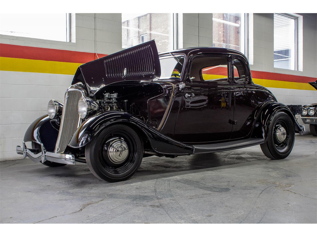 Large Picture of Classic '33 Ford Hot Rod located in Quebec - $89,500.00 Offered by John Scotti Classic Cars - KJ00